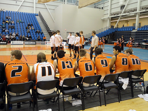 WOLFPACK MEN'S VOLLEYBALL ENDS SEASON WITH STRAIGHT SET ...