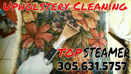 Sofa Cleaning Miami by topsteamer