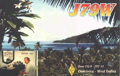 J79W - F11556 - Iles Dominique - Dominica by Yannick BARBIER