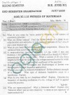 NSIT: Question Papers 2009 – 2 Semester - End Sem - COE-IC-115