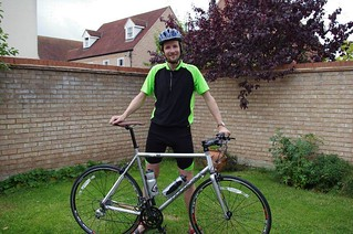 Andy P with bike
