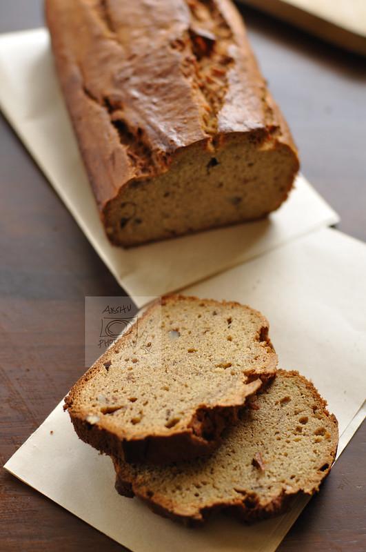 Day 8.365 - Banana Bread