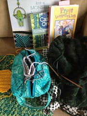 Yarn Along Jan 9
