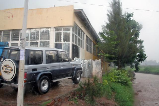 rain leaving Kigali