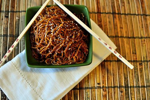 Stir-Fried Noodles 1