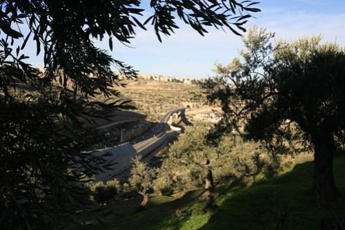 settler only road - Bethlehem
