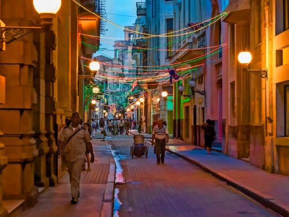 Obispo Morning - Havana - 2013