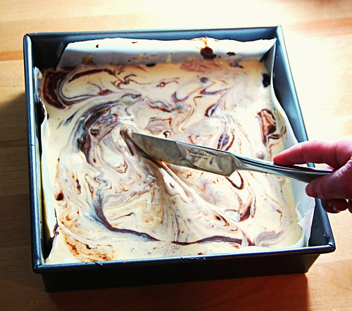 cream cheese swirl