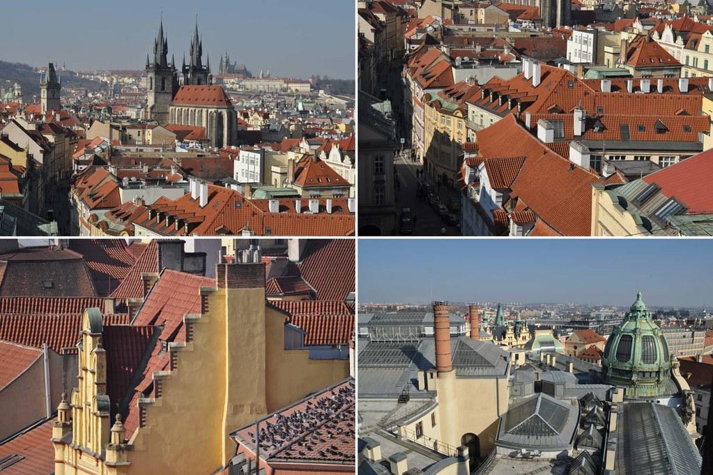 Power tower Prague