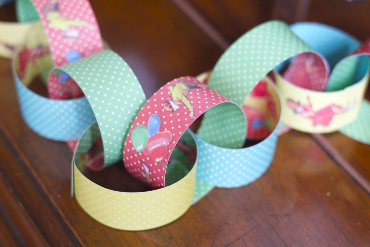 Dotcomgiftshop paper rings