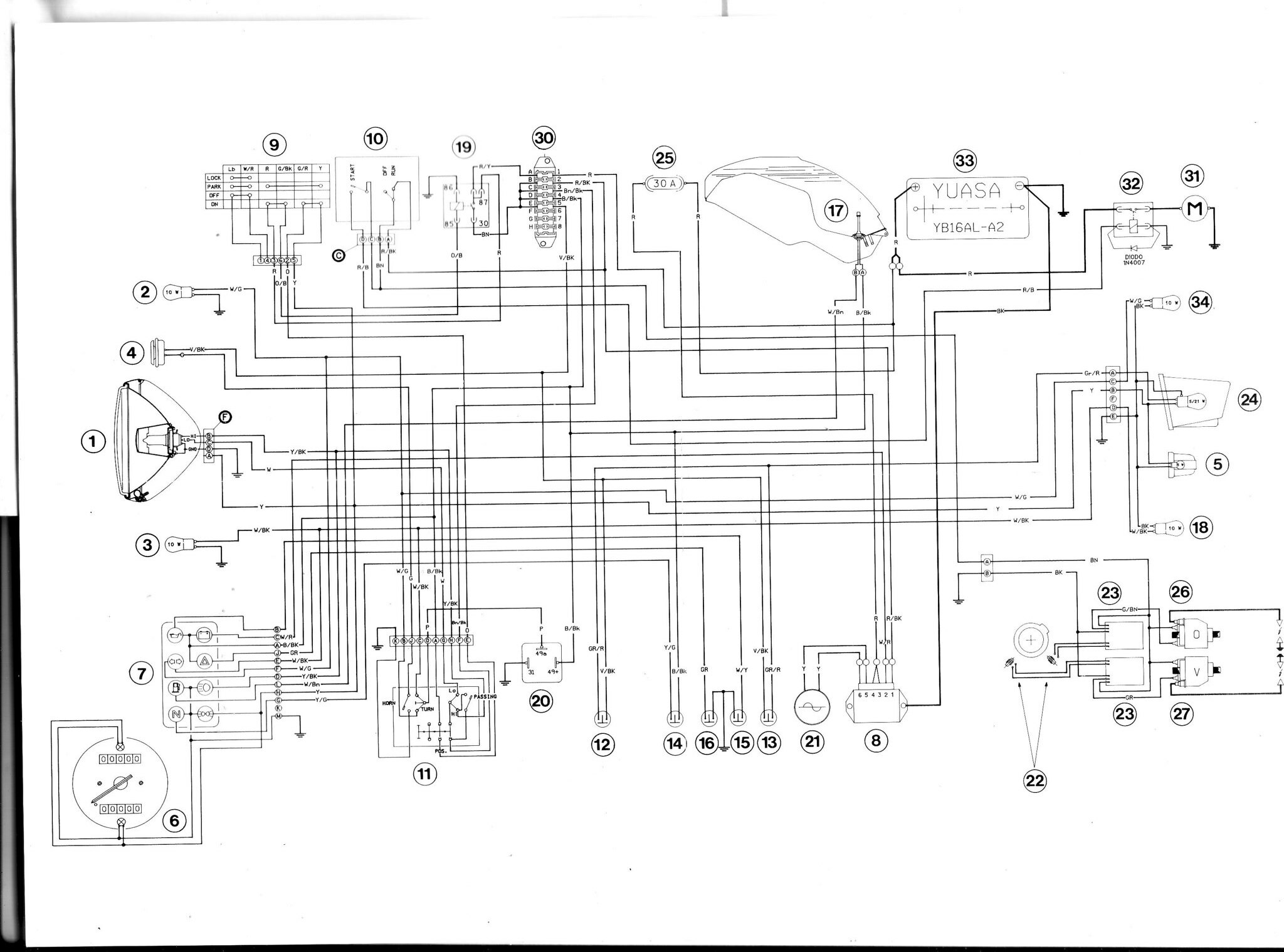 If4 Wiring Diagram Pictures To Pin