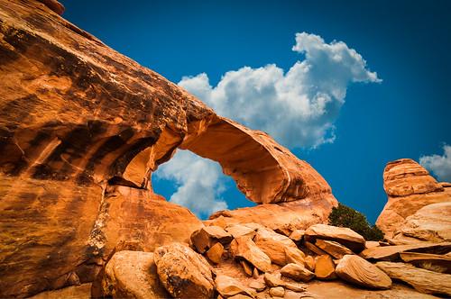 Park Avenue National South Utah Park Arches Moab