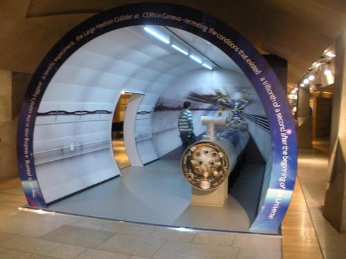 Modal den LHC