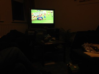 Watching Six Nations