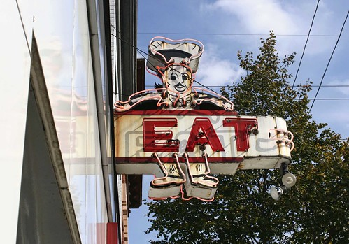 K's Hamburger Shop in Troy, Ohio. Copyright Jen Baker/Liberty Images; all rights reserved.