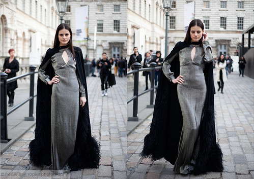 Street Style at London Fashion Week A/W 2013