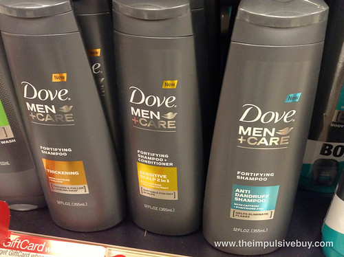 Dove Men +Care Shampoo