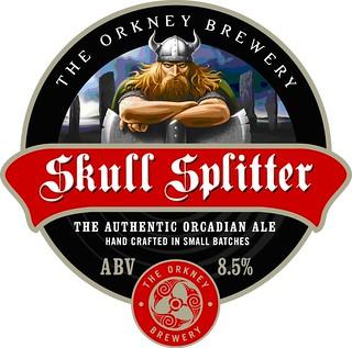Orkney Brewery Skull Splitter