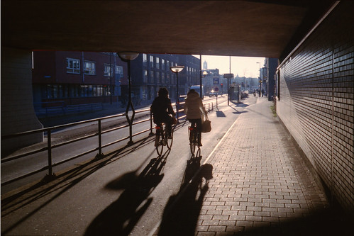 Shadow Cyclists