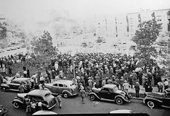 Rally Against DC Police Brutality on U Street: 1941