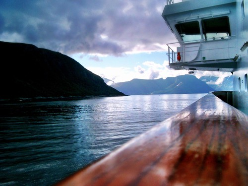 Hurtigruten @ Norway 2008 by SpatzMe