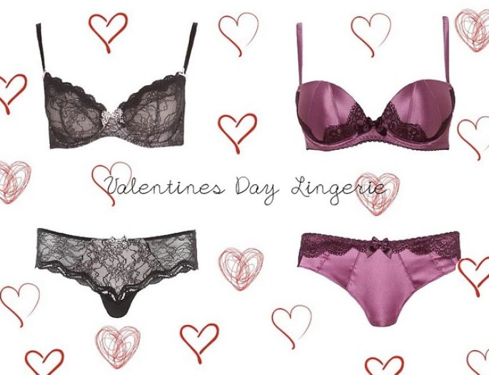 lingerie valentines day