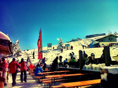 Ski break @ Flachau 2013 by SpatzMe