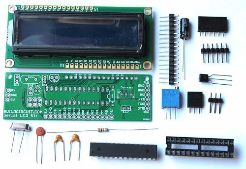 Serial LCD kit2