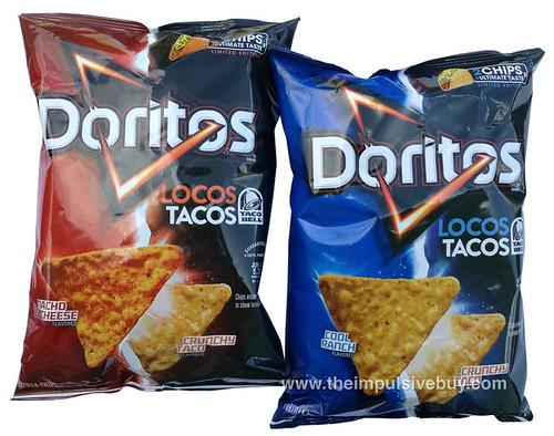 Doritos Locos Taco Tortilla Chips