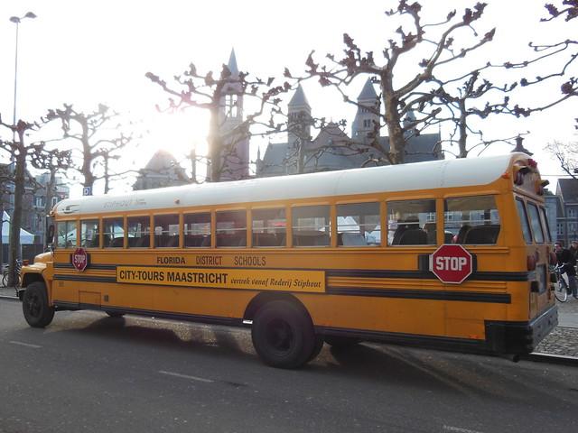 Florida school bus!