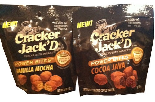 Cracker Jack'D Power Bites