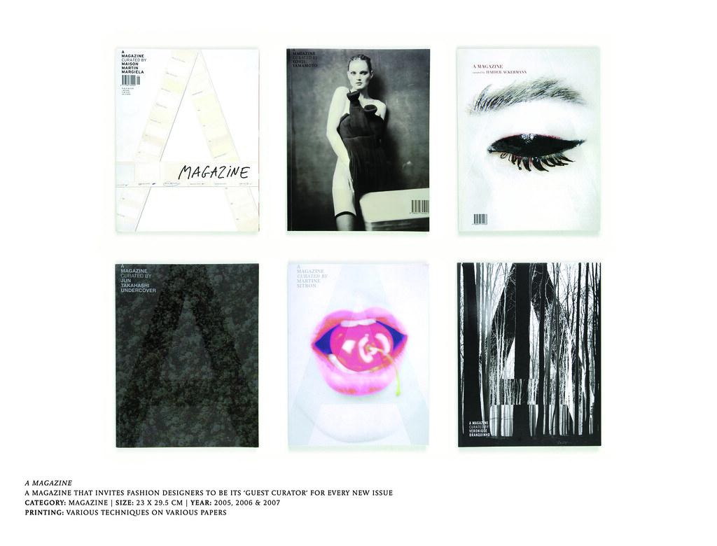 10 A Magazine Cover Mix
