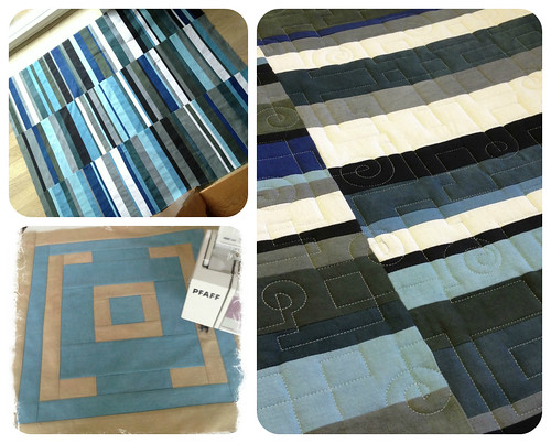 quilting akonye collage