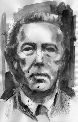 André Breton by husdant