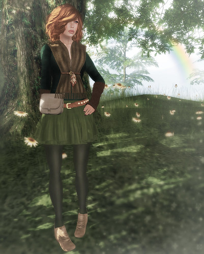 SL DisneyBound Challenge - Peter Pan
