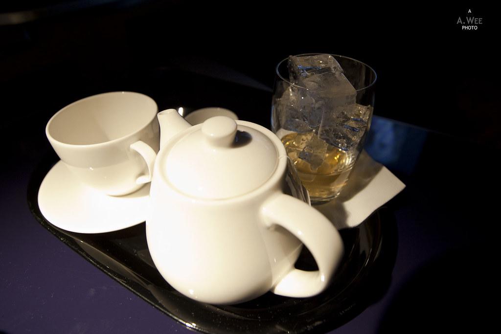 Tea Service with Umeshu