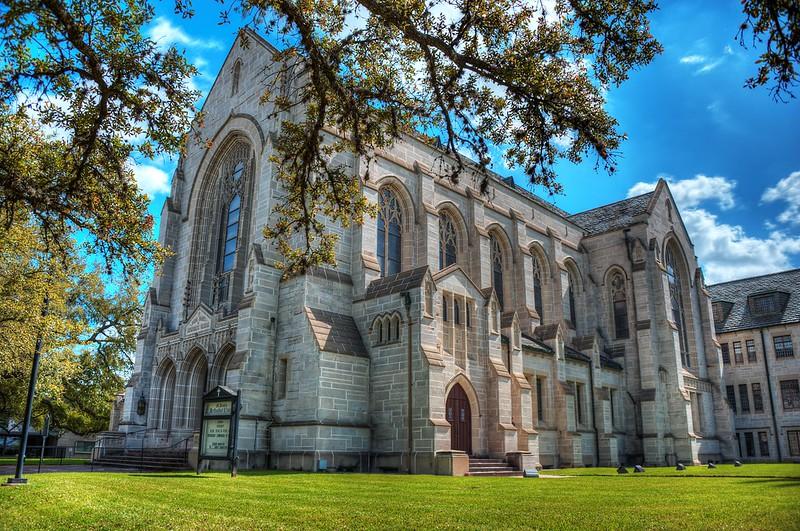 St. Luke's Methodist Church - Houston TX
