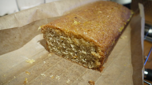Mary Berry's Crunchy Orange Syrup Loaf