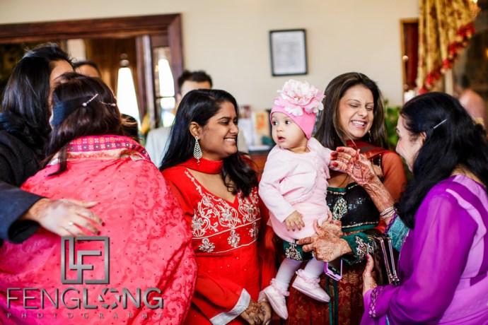Ismaili Wedding Satada at Poona Indian Restaurant