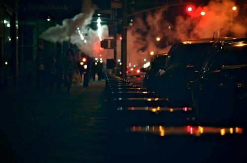 Midnight streets by Everita
