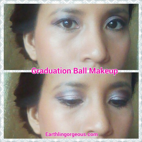 Graduation Ball Makeup Look