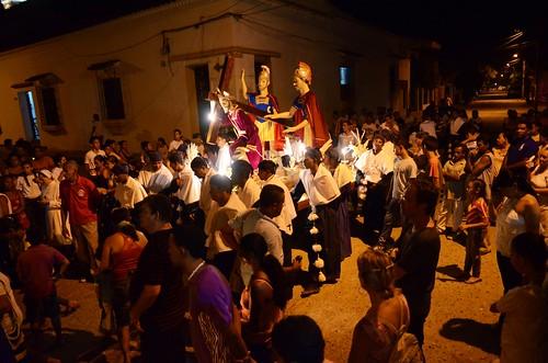 Night procession
