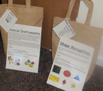 Eastbury Home Learning Bags