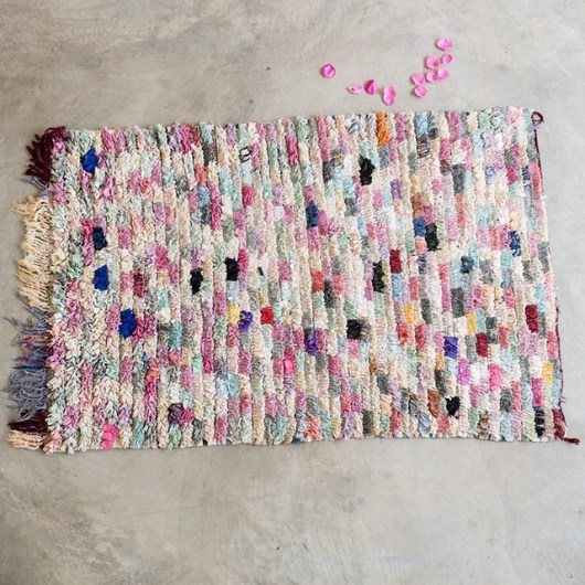 Boucherouite Rug Trend - Hot or Not?