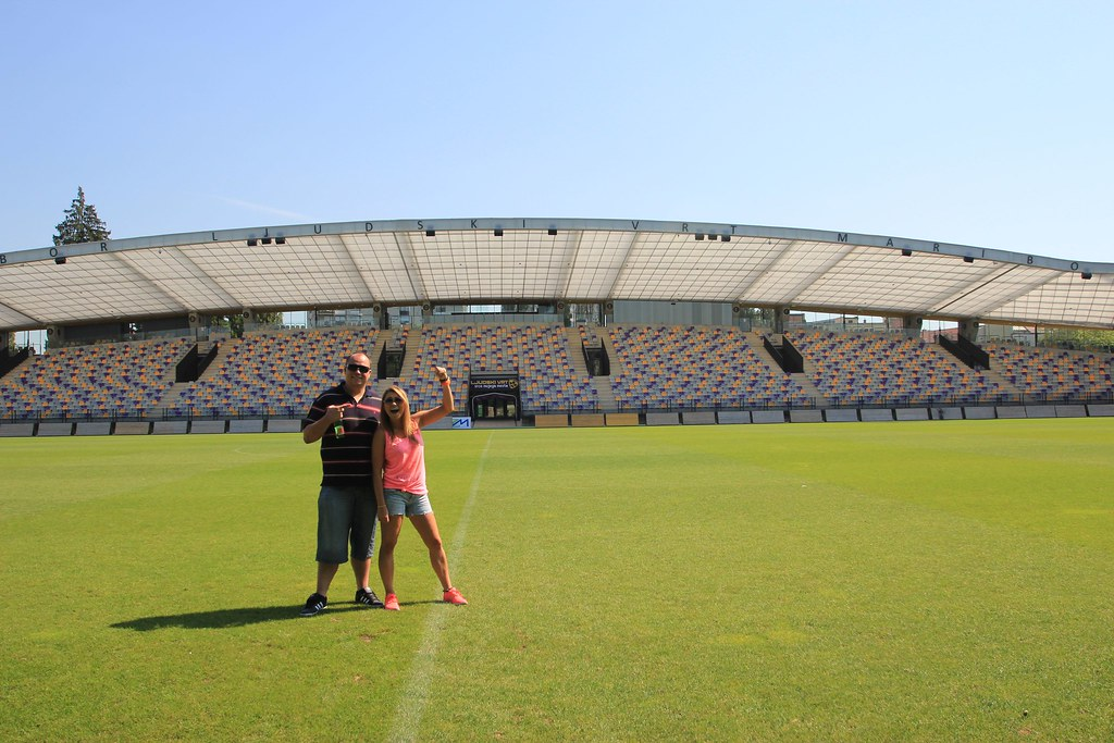 Stadium- Maribor, Slovenia