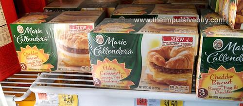 Marie Callender's Breakfast Sandwiches 2