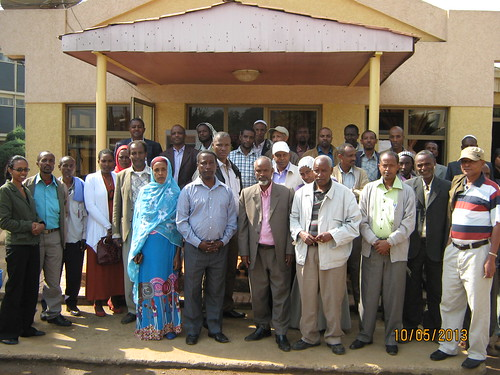LIVES zonal workshop Jimma