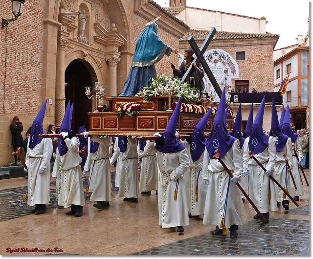 Procesión del Santo Entierro / Prozession des Heiligen Begräbnisses