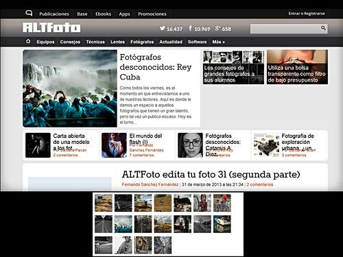 Entrevista Altfoto by Rey Cuba