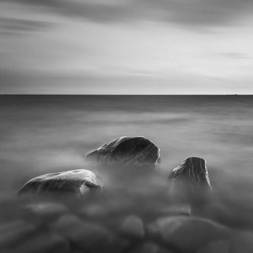 Rock trio by - David Olsson -